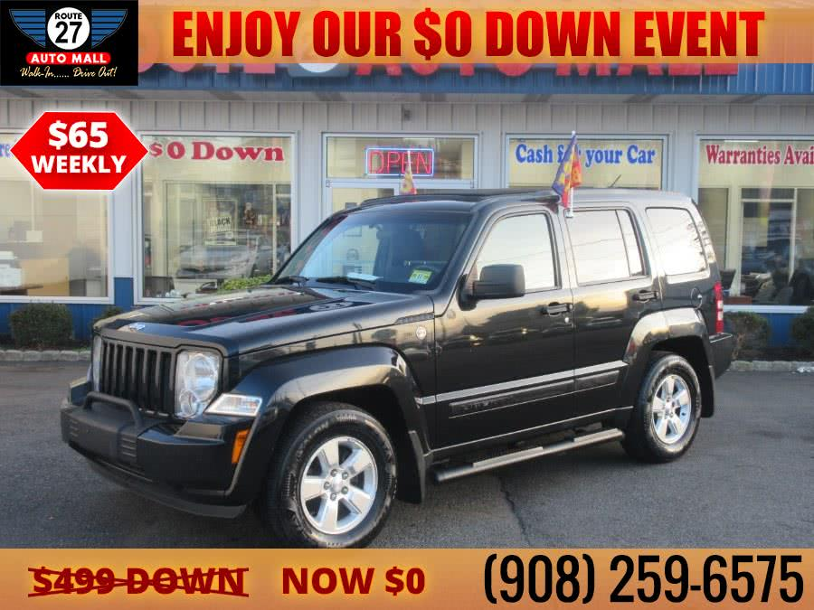 Used 2010 Jeep Liberty in Linden, New Jersey | Route 27 Auto Mall. Linden, New Jersey