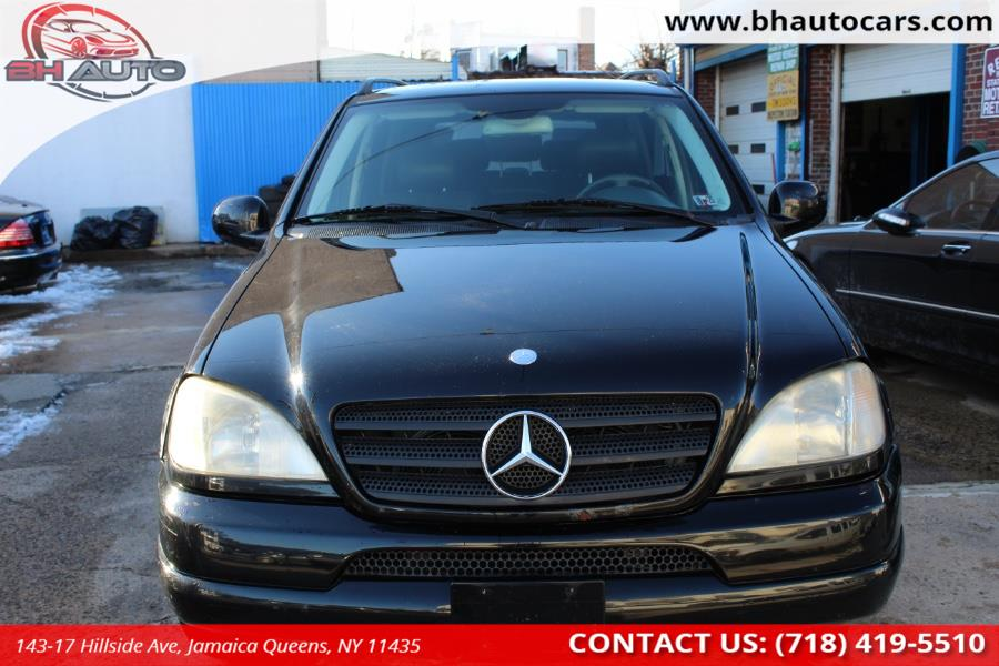 Used Mercedes-Benz M-Class 4dr AWD 3.2L 2001   BH Auto. Jamaica Queens, New York