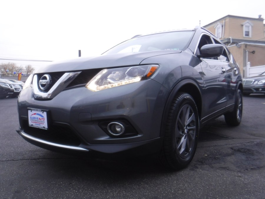 Used Nissan Rogue AWD 4dr SL 2016 | Eugen's Auto Sales & Repairs. Philadelphia, Pennsylvania