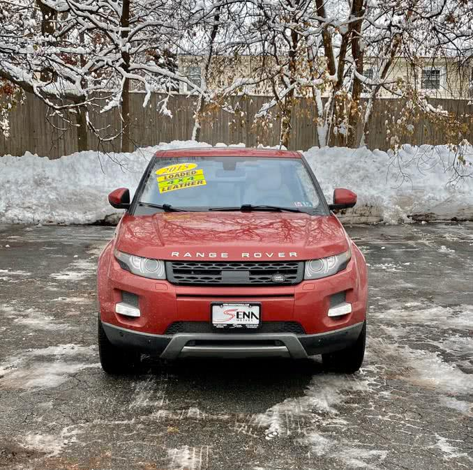 Used Land Rover Range Rover Evoque 5dr HB Prestige 2015   Sena Motors Inc. Revere, Massachusetts