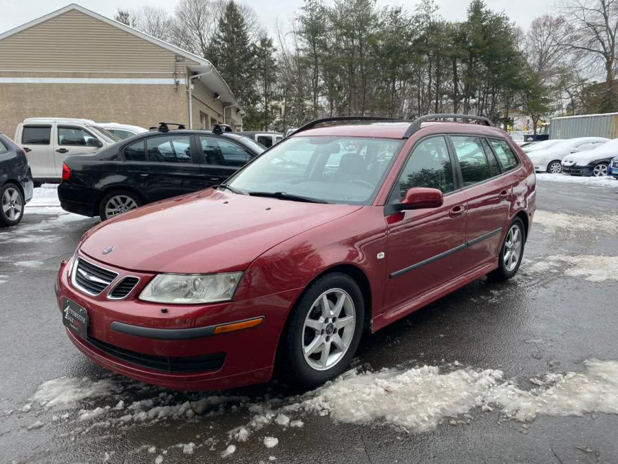 Used Saab 9-3 5dr Sport Wgn Combi 2006 | Automotive Edge. Cheshire, Connecticut