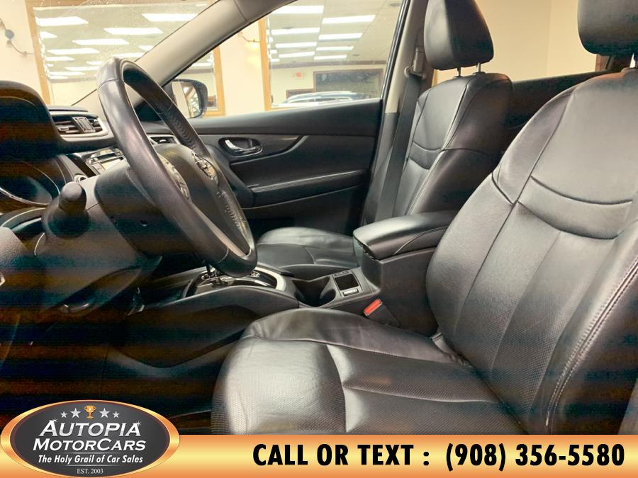 Used Nissan Rogue AWD 4dr SL 2015 | Autopia Motorcars Inc. Union, New Jersey