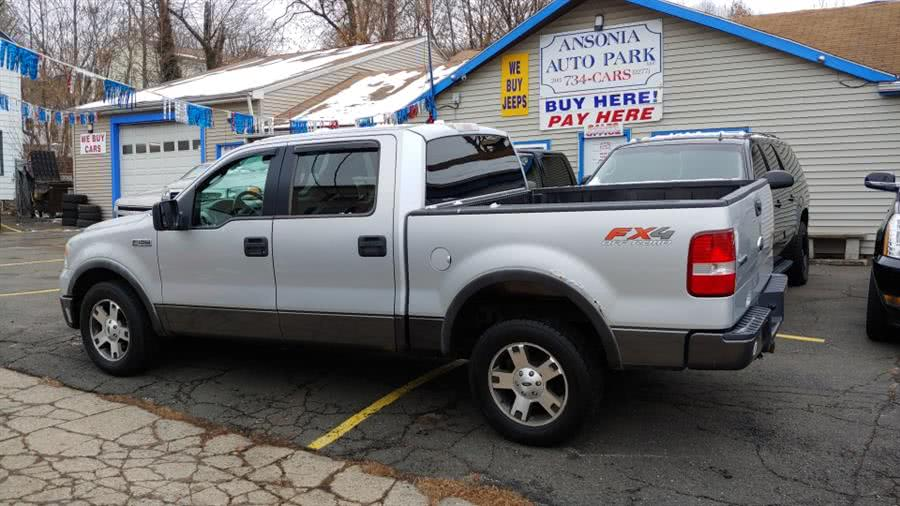 "Used Ford F-150 SuperCrew 139"" FX4 4WD 2006"