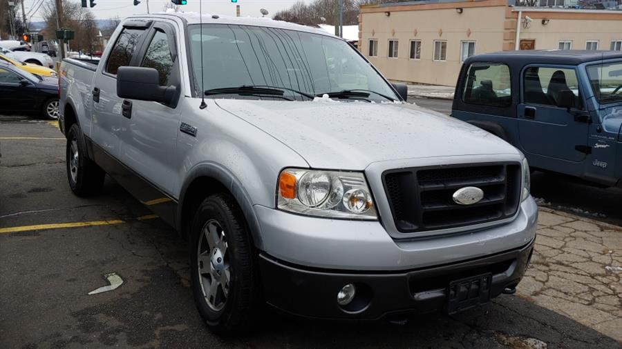 "2006 Ford F-150 SuperCrew 139"" FX4 4WD, available for sale in Ansonia, CT"