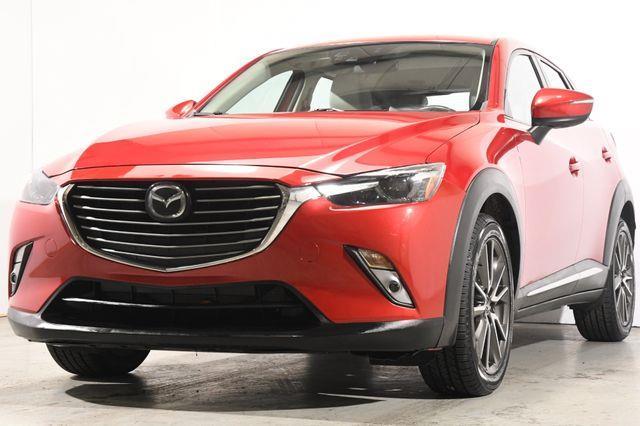 The 2016 Mazda CX-3 Grand Touring photos