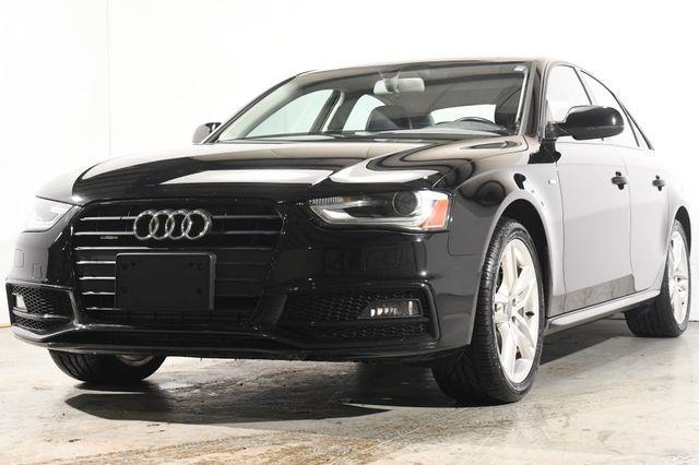 The 2016 Audi A4 Premium Plus S-Line photos