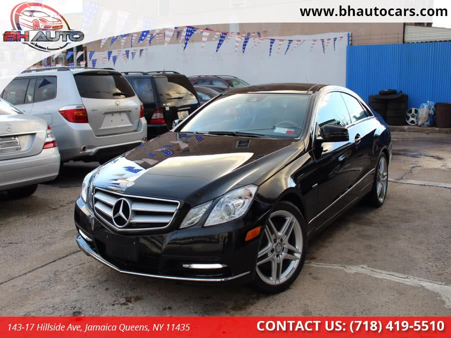 Used 2012 Mercedes-Benz E-Class in Jamaica Queens, New York | BH Auto. Jamaica Queens, New York