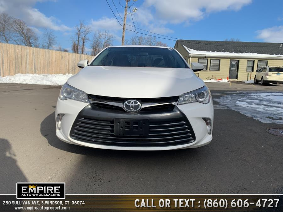 Used Toyota Camry LE Auto (Natl) 2017   Empire Auto Wholesalers. S.Windsor, Connecticut