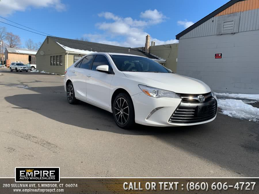 Used 2017 Toyota Camry in S.Windsor, Connecticut | Empire Auto Wholesalers. S.Windsor, Connecticut