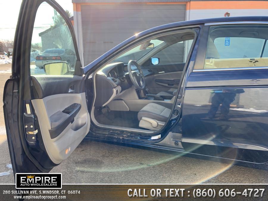 Used Honda Accord Sdn 4dr I4 Auto LX 2008   Empire Auto Wholesalers. S.Windsor, Connecticut