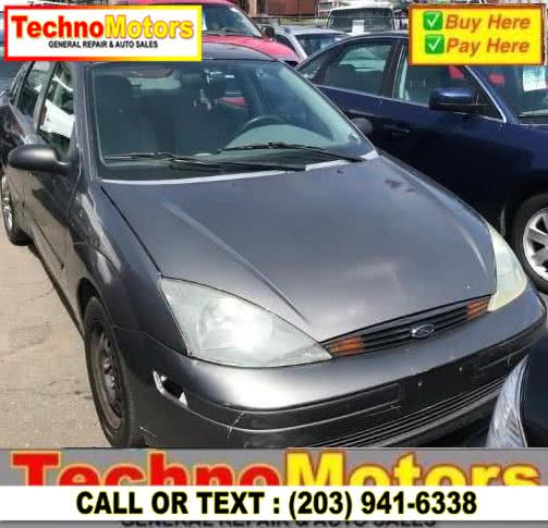 Used 2004 Ford Focus in Danbury , Connecticut | Techno Motors . Danbury , Connecticut