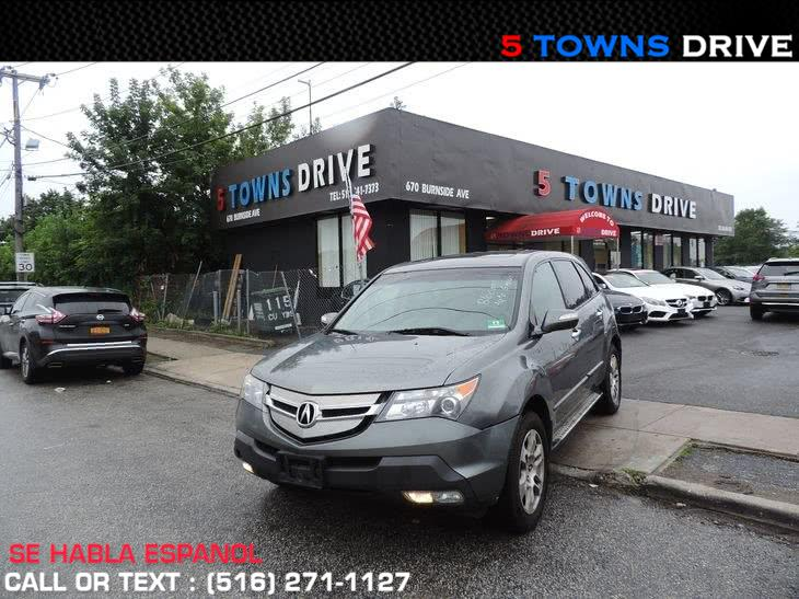 Used Acura MDX 4WD 4dr Tech/Pwr Tail Gate 2008 | 5 Towns Drive. Inwood, New York