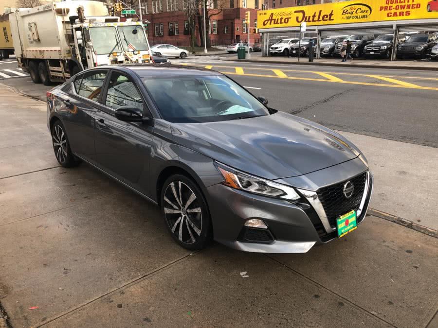Used 2019 Nissan Altima in Jamaica, New York | Sylhet Motors Inc.. Jamaica, New York