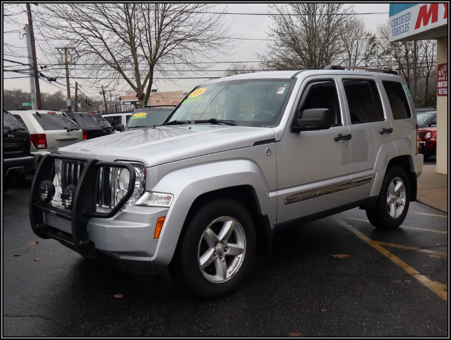 Used Jeep Liberty 4WD 4dr Limited 2009 | My Auto Inc.. Huntington Station, New York