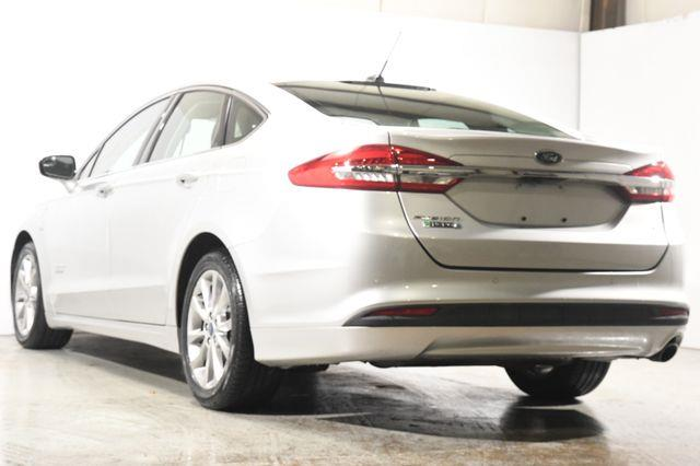 2017 Ford Fusion Energi SE photo