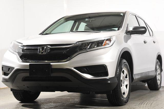 The 2016 Honda CR-V LX photos