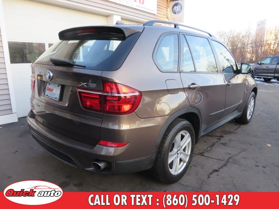 Used BMW X5 AWD 4dr 35i 2011 | Quick Auto LLC. Bristol, Connecticut