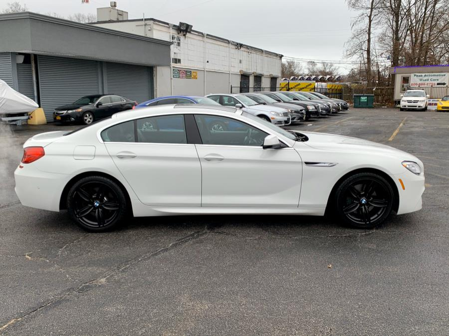 Used BMW 6 Series 4dr Sdn 650i xDrive Gran Coupe 2013 | Peak Automotive Inc.. Bayshore, New York