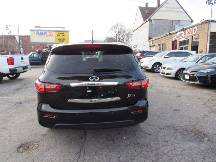 Used Infiniti JX35 AWD 4dr 2013 | Hilario's Auto Sales Inc.. Worcester, Massachusetts