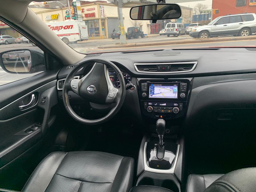 Used Nissan Rogue AWD 4dr SL 2015 | Brooklyn Auto Mall LLC. Brooklyn, New York
