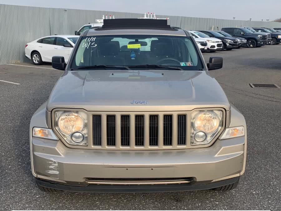 2010 Jeep Liberty 4WD 4dr Sport, available for sale in Manchester, CT