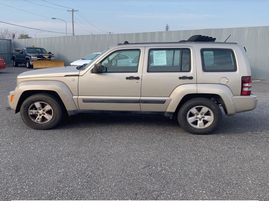 Used Jeep Liberty 4WD 4dr Sport 2010 | Best Auto Sales LLC. Manchester, Connecticut