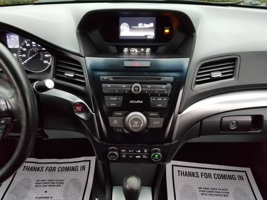 2013 Acura ILX 4dr Sdn 2.0L w/Sunroof,Bluetooth,Push Start, available for sale in Queens, NY