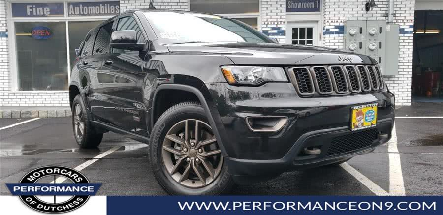 2016 Jeep Grand Cherokee 4WD 4dr Laredo, available for sale in Wappingers Falls, NY
