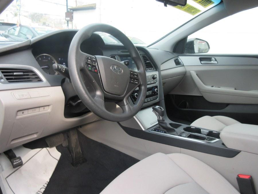 Used Hyundai Sonata SE 2.4L PZEV 2017   Route 27 Auto Mall. Linden, New Jersey