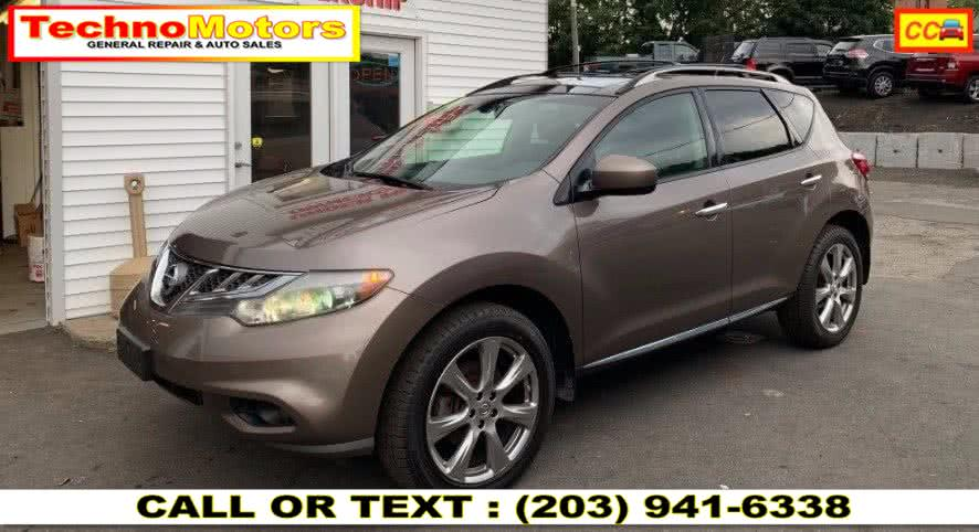 Used 2014 Nissan Murano in Danbury , Connecticut | Techno Motors . Danbury , Connecticut