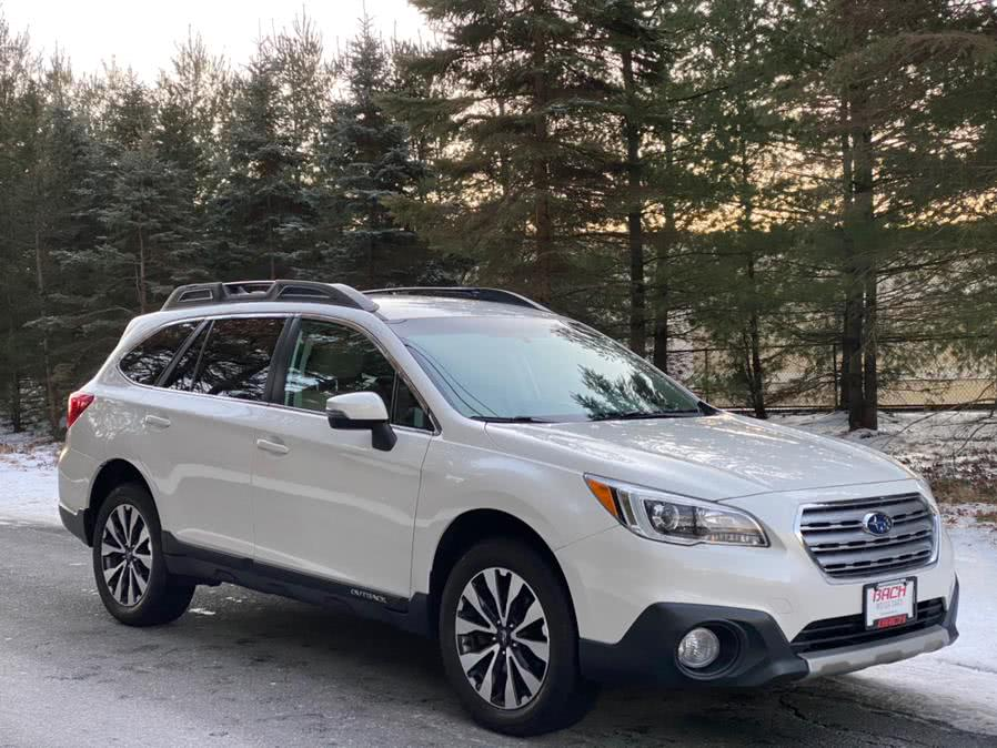 Used Subaru Outback 4dr Wgn 2.5i Limited PZEV 2016 | Bach Motor Cars. Canton , Connecticut