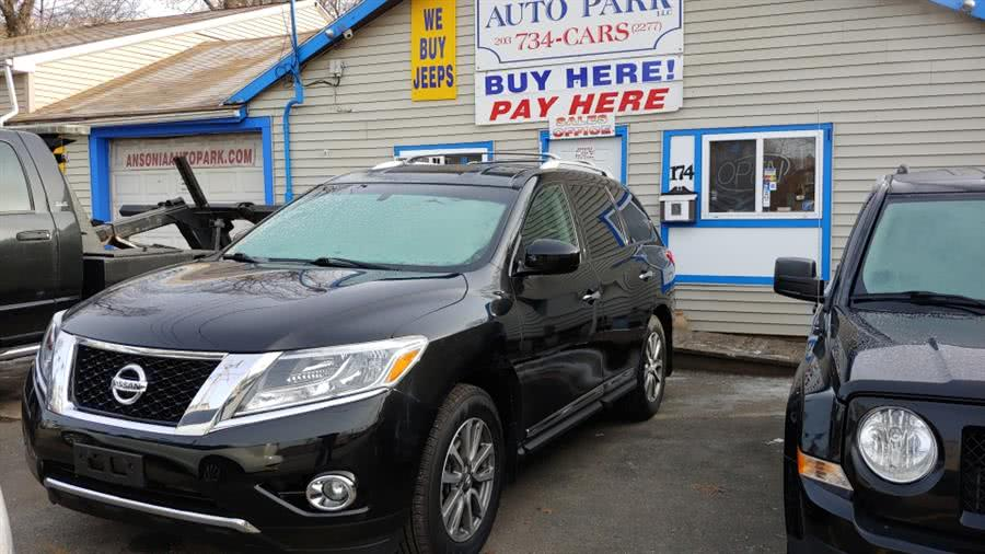 Used 2015 Nissan Pathfinder in Ansonia, Connecticut