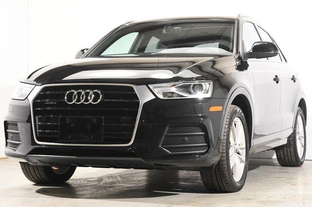 The 2017 Audi Q3 Premium Plus S-Line photos