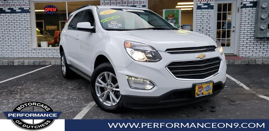 Used 2017 Chevrolet Equinox in Wappingers Falls, New York | Performance Motorcars Inc. Wappingers Falls, New York