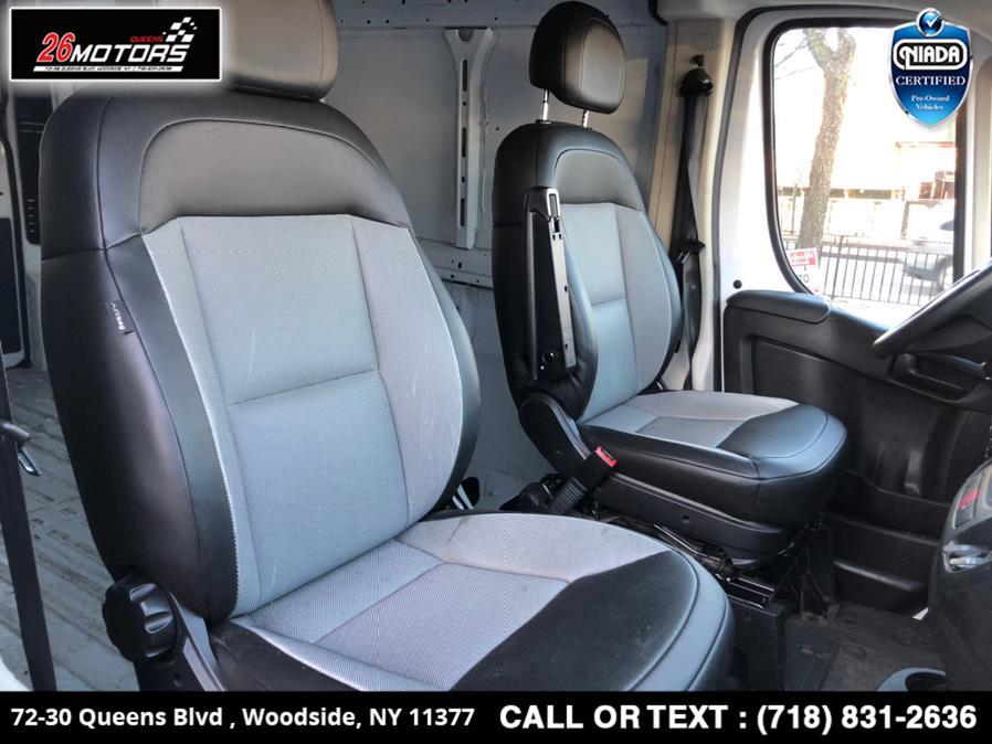 "Used Ram ProMaster Cargo Van 1500 High Roof 136"" WB 2019 | 26 Motors Queens. Woodside, New York"