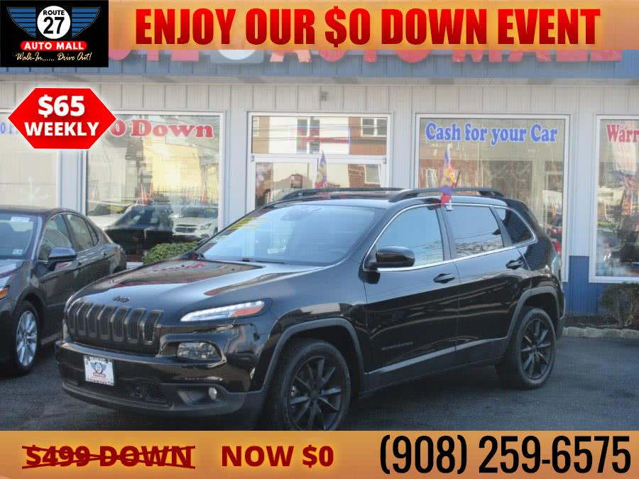 Used 2014 Jeep Cherokee in Linden, New Jersey | Route 27 Auto Mall. Linden, New Jersey