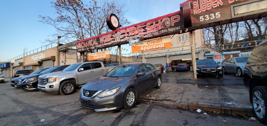 Used Nissan Altima 2.5 S Sedan 2017 | Rubber Bros Auto World. Brooklyn, New York