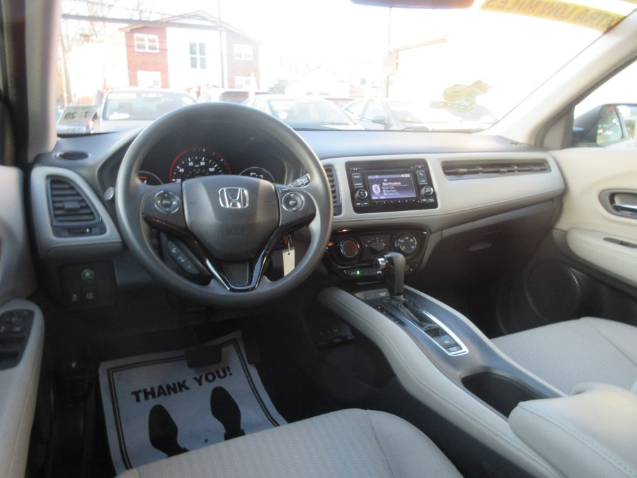 Used Honda HR-V AWD 4dr CVT LX 2016 | Route 27 Auto Mall. Linden, New Jersey