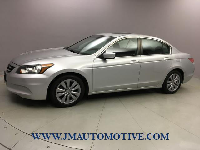 Used Honda Accord EX-L 2012 | J&M Automotive Sls&Svc LLC. Naugatuck, Connecticut