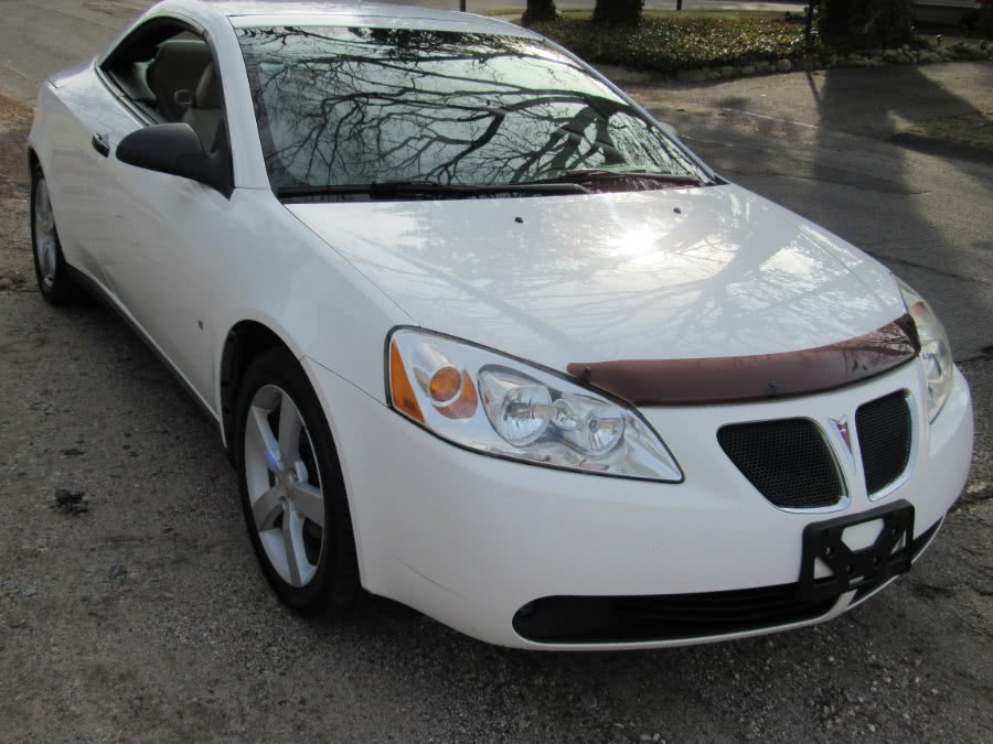 Used Pontiac G6 2dr Convertible GT 2007 | White Glove Auto Leasing Inc. Huntington, New York