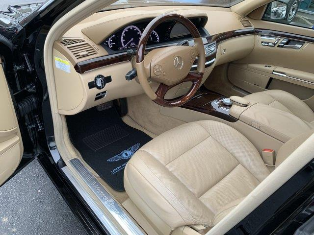 Used Mercedes-benz S-class S 550 2012 | Luxury Motor Car Company. Cincinnati, Ohio