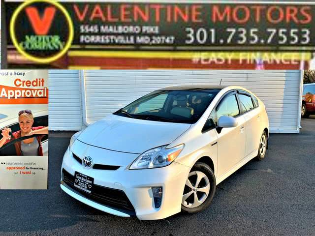 Used 2012 Toyota Prius in Forestville, Maryland | Valentine Motor Company. Forestville, Maryland