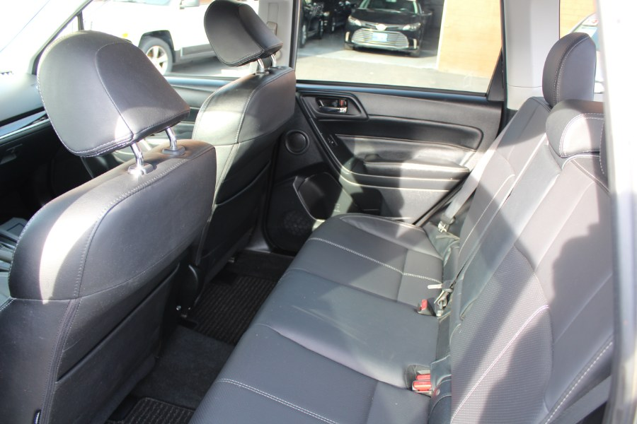 Used Subaru Forester 2.5i Touring CVT 2018 | Car Tec Enterprise Leasing & Sales LLC. Deer Park, New York