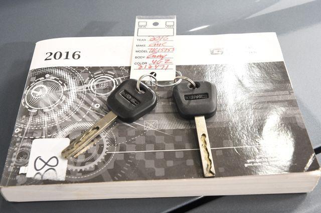 2016 GMC Sierra 1500 K1500 photo