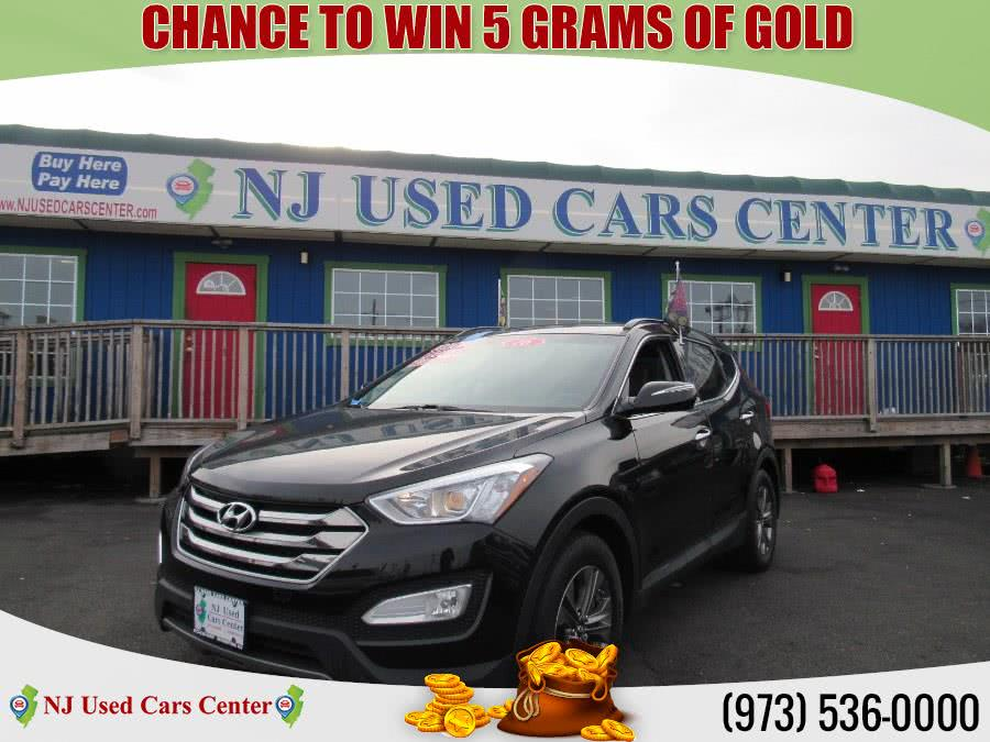 Used 2016 Hyundai Santa Fe Sport in Irvington, New Jersey   NJ Used Cars Center. Irvington, New Jersey