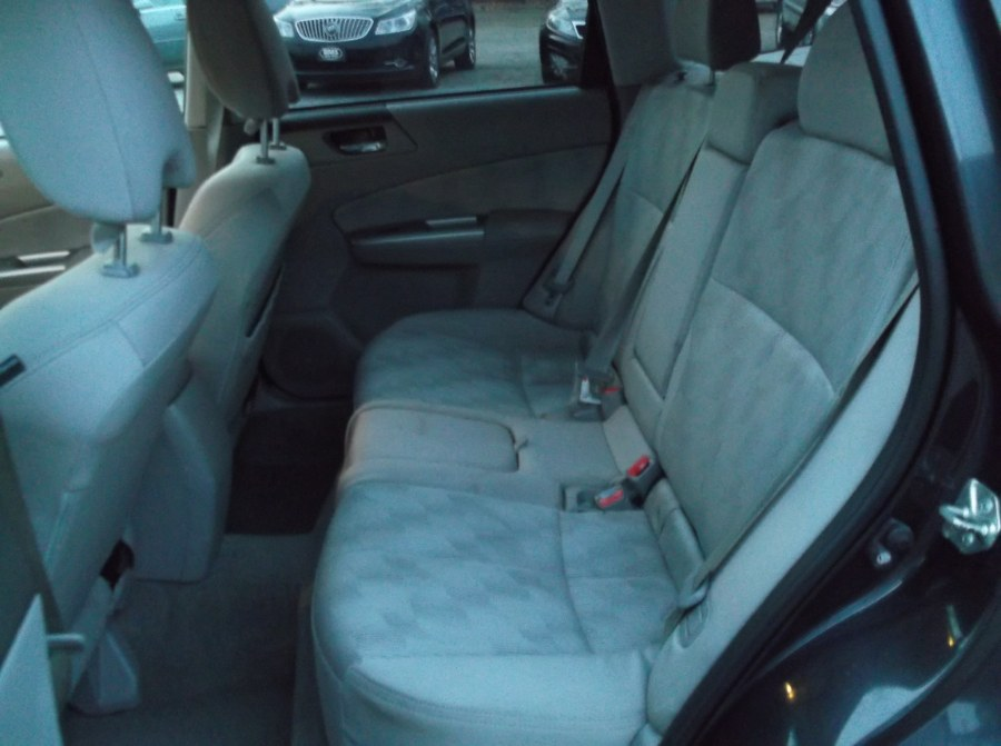 Used Subaru Forester X PREMIUM ALL WHEEL DRIVE 2010 | Brooklyn Motor Sports Inc. Brooklyn, Connecticut
