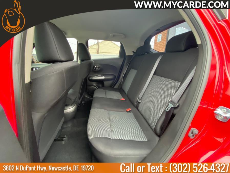 Used Nissan JUKE 5dr Wgn CVT NISMO AWD 2015   My Car. Newcastle, Delaware