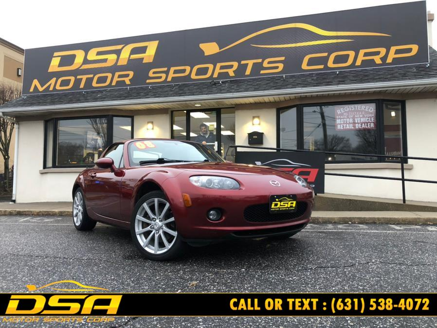 Used Mazda MX-5 Miata 2dr Conv Auto Grand Touring 2008 | DSA Motor Sports Corp. Commack, New York