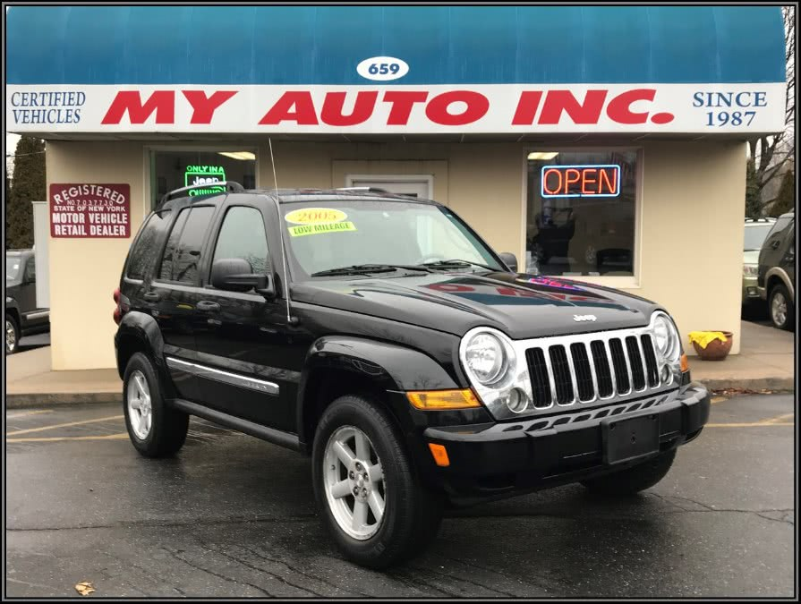 Used 2005 Jeep Liberty in Huntington Station, New York | My Auto Inc.. Huntington Station, New York