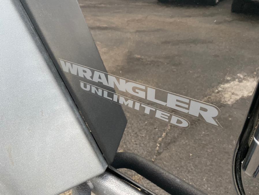 Used Jeep Wrangler Unlimited 4WD 4dr Sahara w/ Navigation & Remote Start 2013   Rite Cars, Inc. Lindenhurst, New York